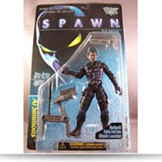 Specials Al Simmons Action Figure