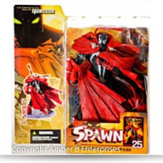 Specials Spawn Classic Covers Series 25 Action