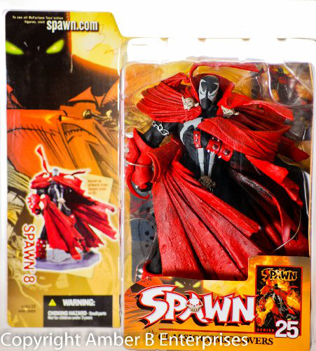 Spawn Classic Covers Series 25 Action