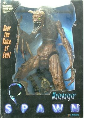 Malebolgia Deluxe Action Figure