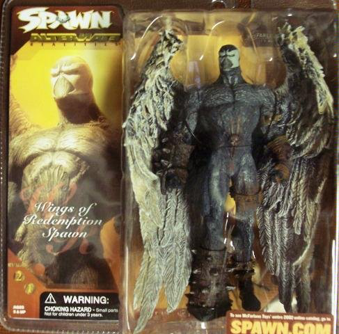 Mcfarlane Toys Spawn Series 21 Wings Of Redemption Spawn